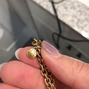 J. Crew Jewelry - EUC J CREW turquoise necklace